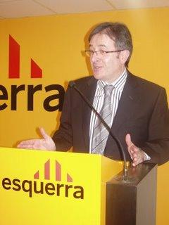 BARREBUSA.Gure lehen txotxoloa:Jorge Ausás,Kataluniako Gobernagarritasuna Sailburua,ERC-koa