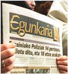 'Egunkaria auzia' ixteko eskaerari uko egin dio Espainiako Auzitegi Nazionalak, eta epaiketa egingo dute