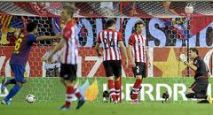 "BEREZIA.Athletic,0-Barcelona,3 (Espainiako Kopa finala).La noche que nos tuvimos que levantar ""ben d´hora""."