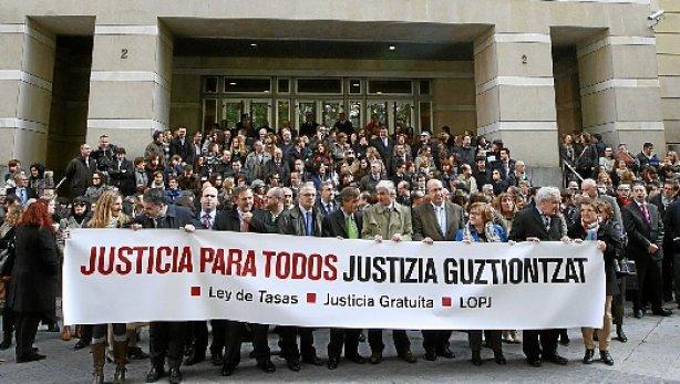 PUBLIZITATEA.Epai-tasak ez! Justizia danontzat! ORAIN Euskal Aldizkaria babeslearekin.