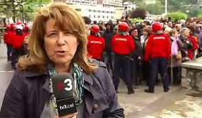 """ELKARRIZKETA.Montse Vila: """"Catalunya quería que la imagen de Euskadi no fuera solo la que daban los medios estatales"""""""