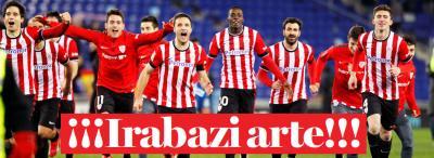 ORAIN KIROLAK.Espanyol,0-Athletic,2-Finalera!